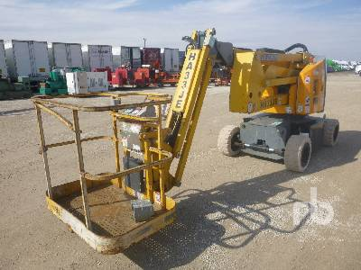 HAULOTTE HA33JE Electric Articulated Boom Lift