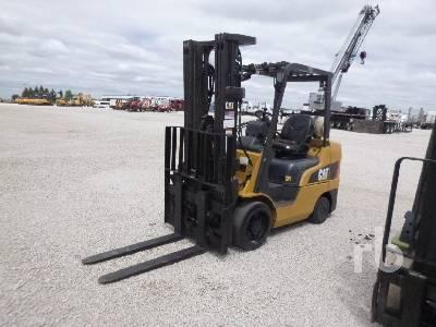 CATERPILLAR C6500 4700 Lb Forklift