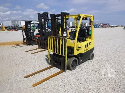 HYSTER S50FT 4800 Lb Forklift