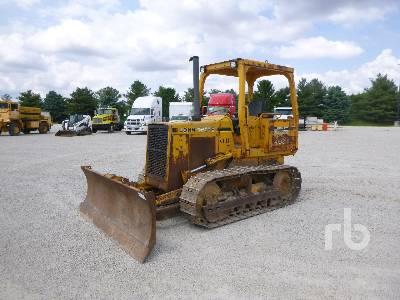 1989 JOHN DEERE 450G Crawler Tractor