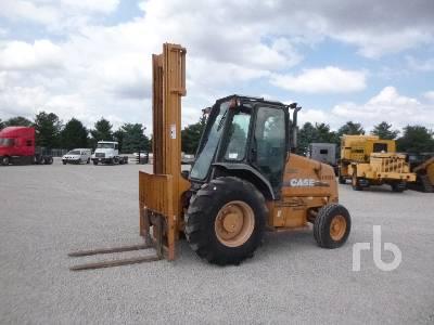 CASE 586G Rough Terrain Forklift