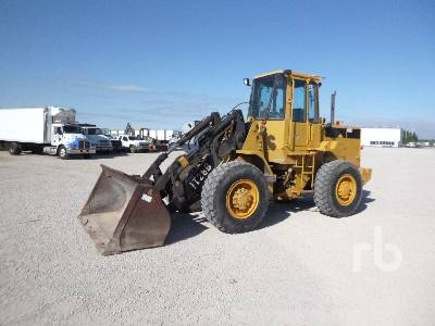 1992 CATERPILLAR IT28B Integrated Tool Carrier