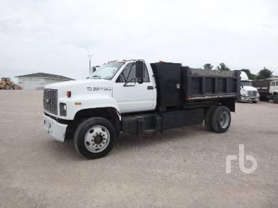 1996 CHEVROLET KODIAK Dump Truck (S/A)
