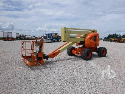 2007 JLG 450A 4x4 Articulated Boom Lift