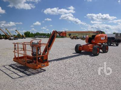 2005 JLG 600SJ 2014 Factory Reconditioned 4x4 Boom Lift