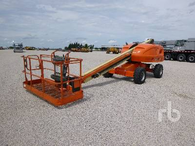 2012 JLG 400S 4x4 Boom Lift