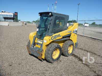 2018 GEHL R190 2 Spd Skid Steer Loader