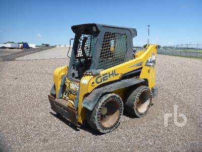 2017 GEHL R190 2 Spd Skid Steer Loader