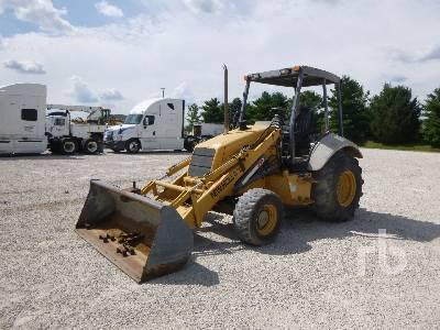 1999 NEW HOLLAND 555 Loader Backhoe