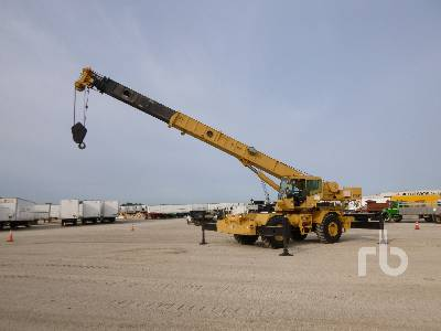 1992 GROVE RT635C 35 Ton 4x4x4 Rough Terrain Crane