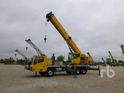2007 GROVE TMS540E 40 Ton T/A Hydraulic Truck Crane