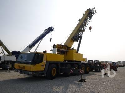 2007 GROVE GMK5165 165 Ton 10x8x8 All Terrain Crane
