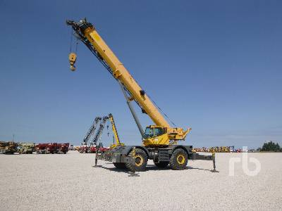 2004 GROVE RT875E 75 Ton 4x4x4 Rough Terrain Crane