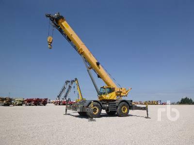 2004 GROVE RT875E 75 Ton 4x4x4 Rough Terrain Crane