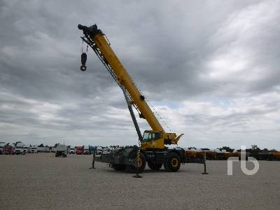 2006 GROVE RT875E 75 Ton 4x4x4 Rough Terrain Crane