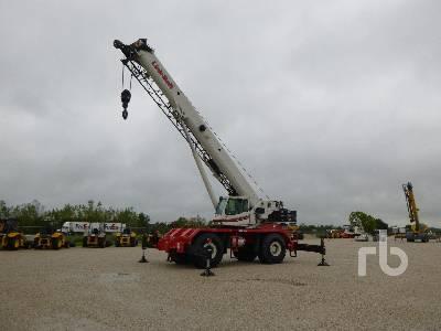 2007 LINK-BELT RTC8090 II 90 Ton 4x4x4 Rough Terrain Crane