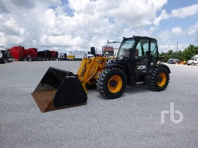 2016 JCB 536-60 7000 Lb 4x4x4 Telescopic Forklift