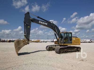 2007 JOHN DEERE 200D LC Hydraulic Excavator