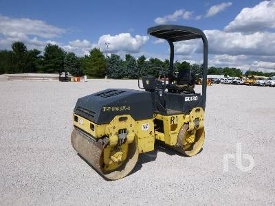 2003 BOMAG BW120AD3 Tandem Vibratory Roller
