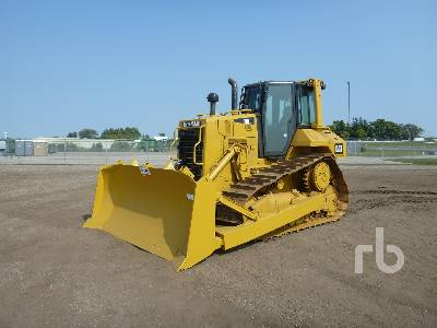 2017 CATERPILLAR D6N XL Crawler Tractor