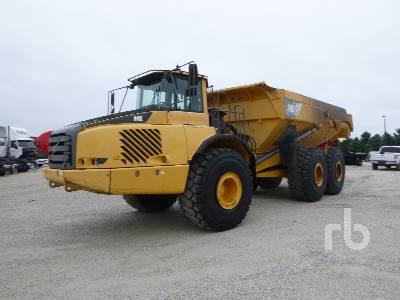 2008 VOLVO A40E 6x6 Articulated Dump Truck