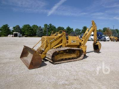 1978 CAT 931 LGP Crawler Loader