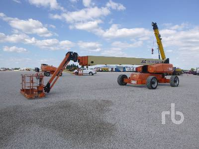 2013 JLG 1350SJP 4x4x4 Articulated Boom Lift