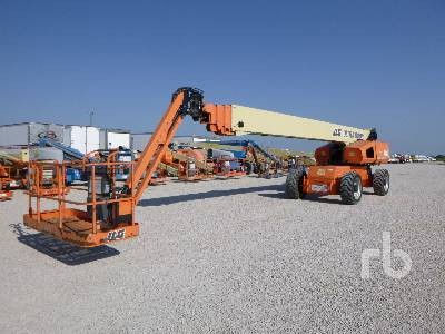 2013 JLG 1350SJP 4x4 Boom Lift