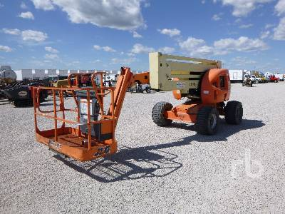 2012 JLG 450AJ 4x4 Articulated Boom Lift