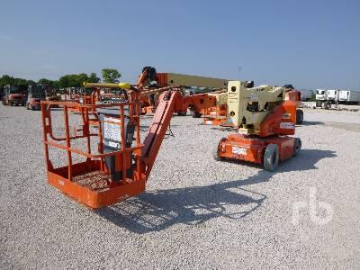 2010 JLG E400AJPN Electric Articulated Boom Lift