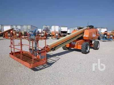 2005 JLG 600S Factory Recondition 2014 4x4 Boom Lift