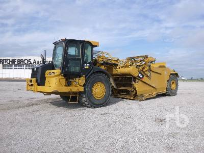2013 CATERPILLAR 623H Elevating Motor Scraper