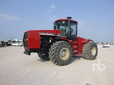 1989 CASE IH 9180 4WD Tractor