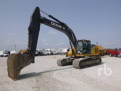 2012 JOHN DEERE 290G LC Hydraulic Excavator