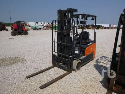 DOOSAN B20T7 3550 Lb Electric Forklift