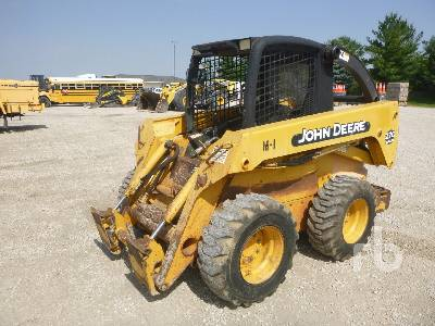 2003 JOHN DEERE 270 Skid Steer Loader