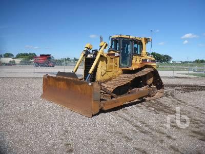 2001 CATERPILLAR D6R LGP Crawler Tractor