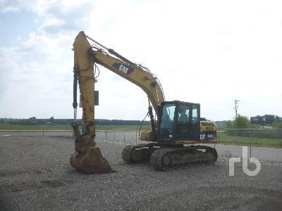 2011 CATERPILLAR 315DL Hydraulic Excavator
