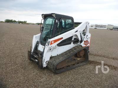 2014 BOBCAT T650 2 Spd Compact Track Loader