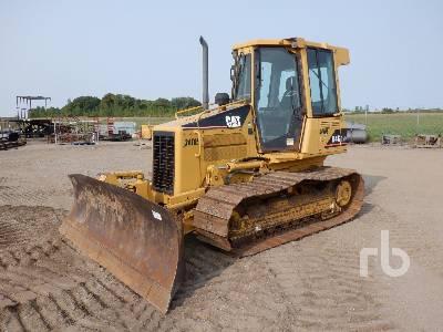 2007 CATERPILLAR D4G LGP Crawler Tractor