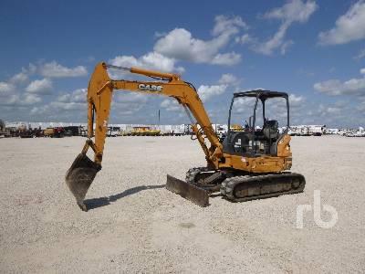 2013 CASE CX55B Midi Excavator (5 - 9.9 Tons)