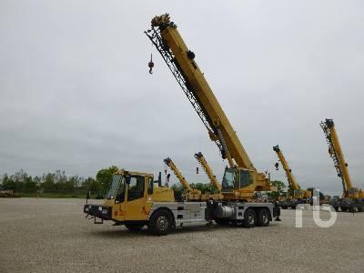 1998 GROVE TMS540 40 Ton T/A Hydraulic Truck Crane