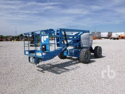 2008 GENIE Z45/25 Articulated Boom Lift