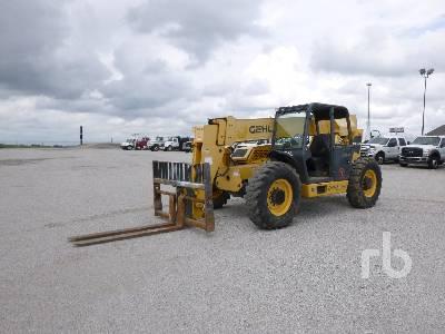 GEHL DL12-40 12000 Lb 4x4x4 Telescopic Forklift