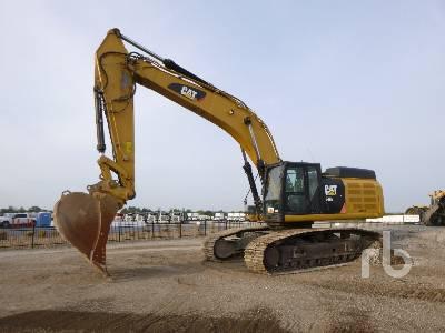 2011 CATERPILLAR 349ELVG Hydraulic Excavator