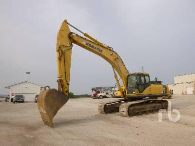 2006 KOMATSU PC300LC-7E0 Hydraulic Excavator