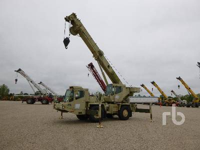 2001 GROVE AT422T 22 Ton 4x4x4 All Terrain Crane