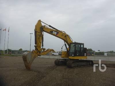 2016 CATERPILLAR 325FLCR Hydraulic Excavator