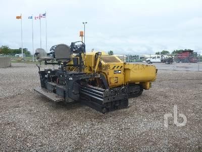2016 WEILER P385A Crawler Asphalt Paver