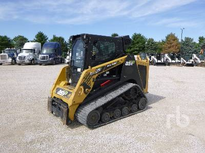 2017 ASV RT75HD 2 Spd Compact Track Loader